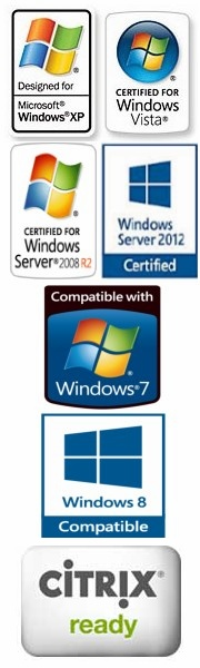 Certified for Windows